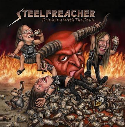 Steelpreacher - Steelpreacher - Drinking With The Devil