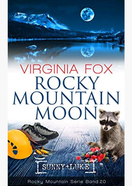 Fox, Virginia - Rocky Mountain Moon